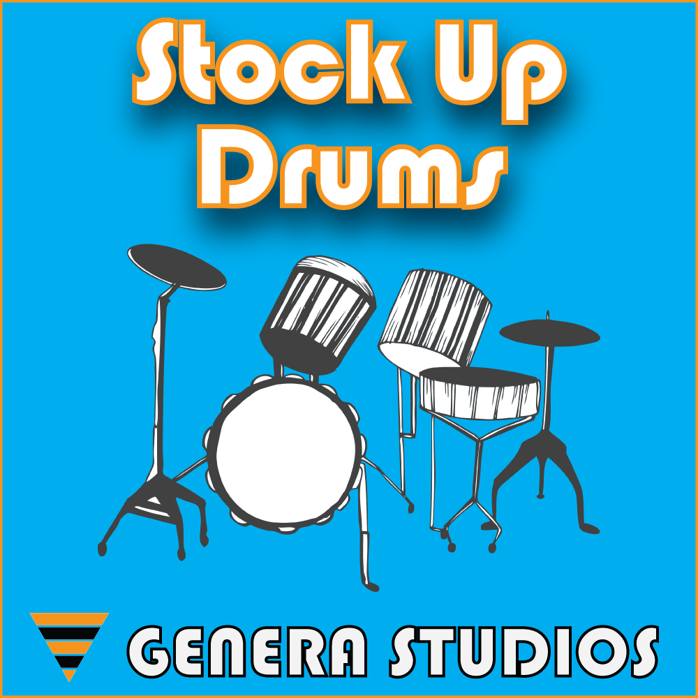 Stock Up Drums