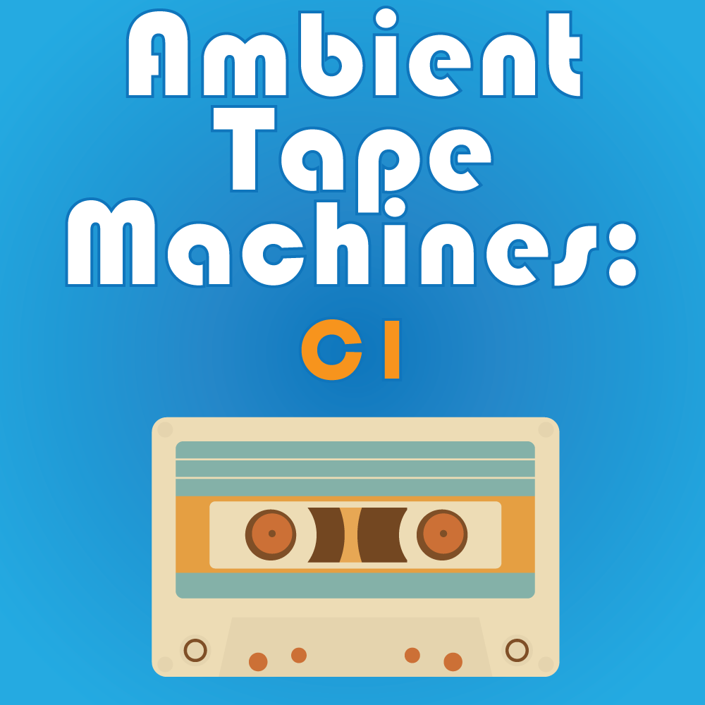 Ambient Tape Machines: C1 - Kontakt Library