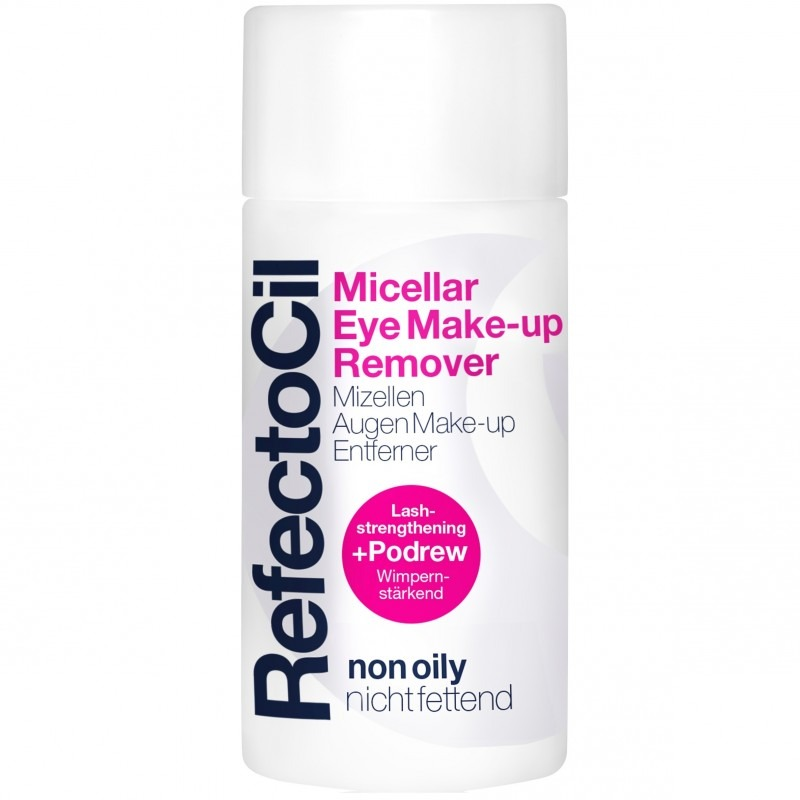 Refectocil makeup remover