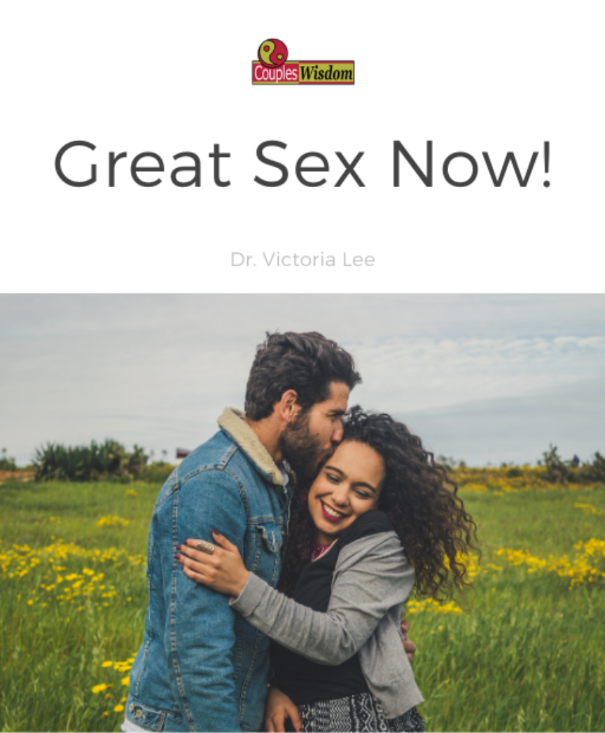 Great Sex Now! Ask Dr. Victoria (Ebook)
