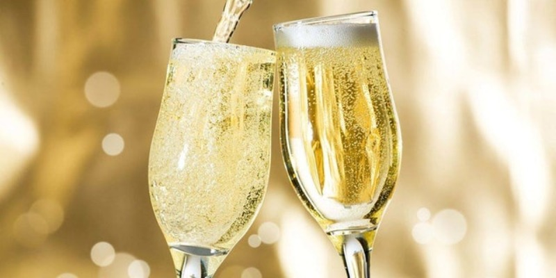 Champagnesmaking - 27.11.2020 Kl. 16.00