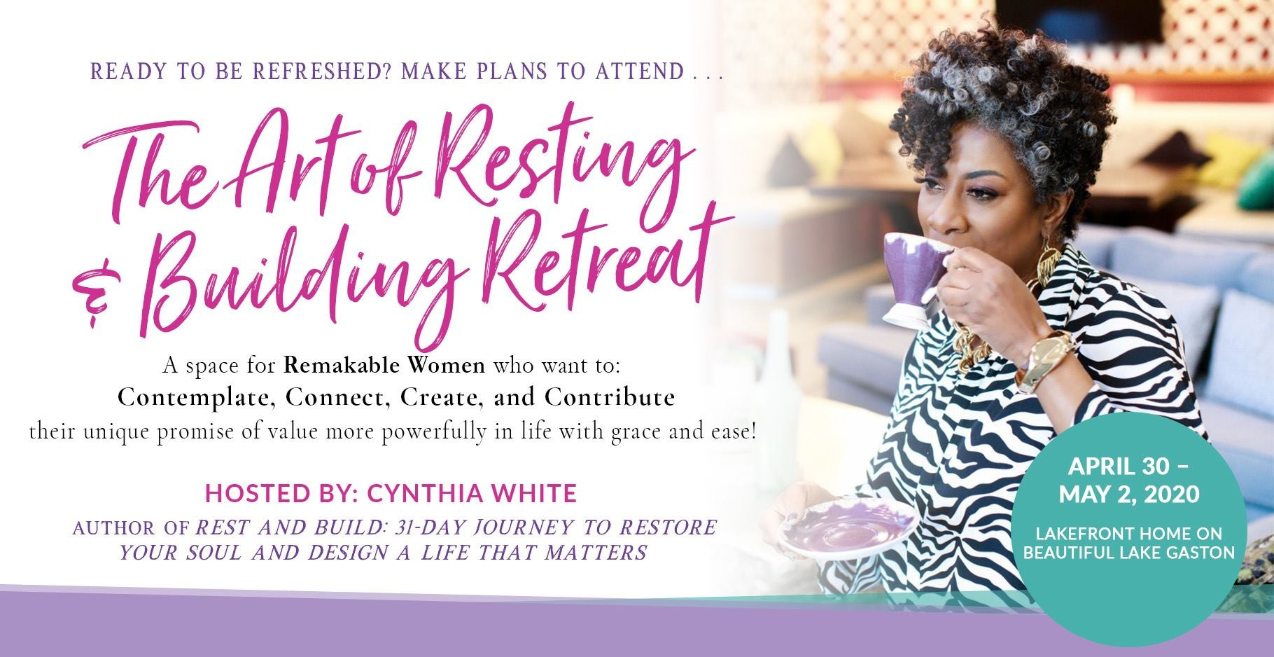The Art of Resting and Building Retreat
