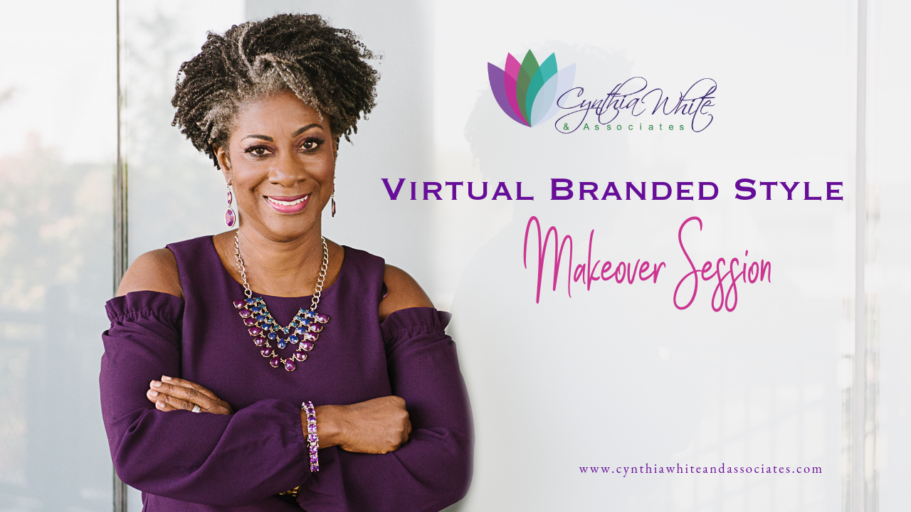 Virtual Branded Style Makeover Session