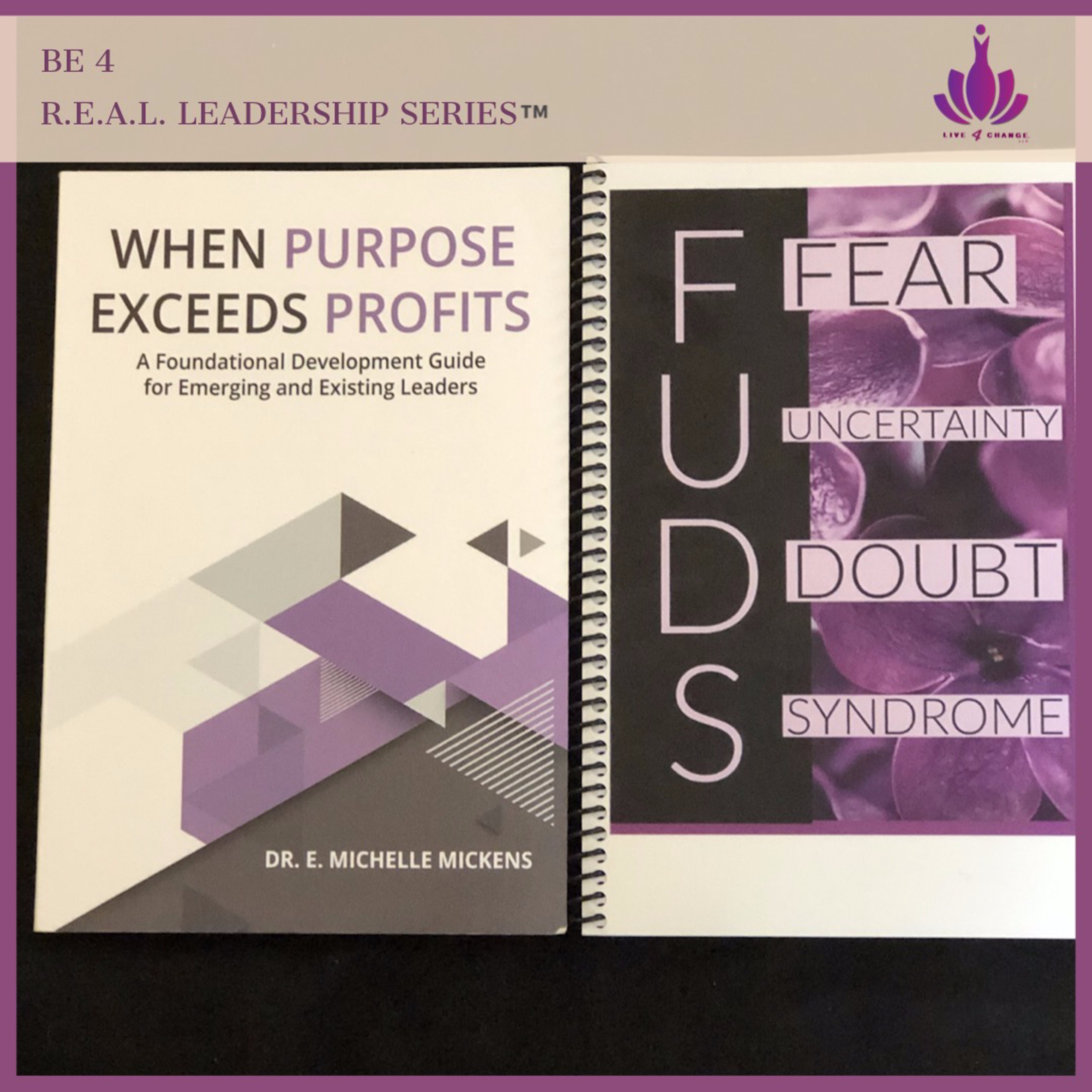 When Purpose Exceeds Profits & FUDS Busting Journal