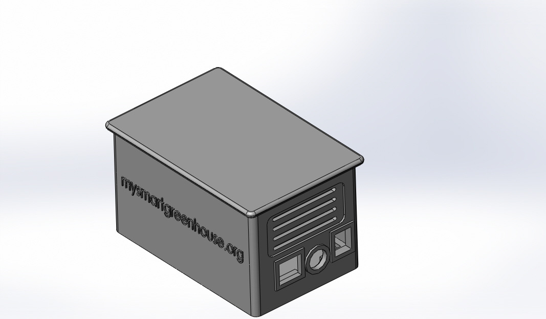 CASING FOR ARDUINO UNO