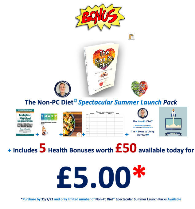Non Pc Diet Spectacular Summer Launch Pack