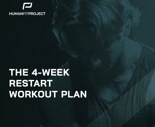 The 4-Week Restart Plan