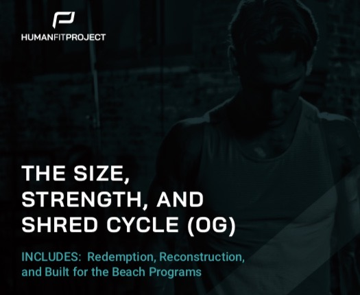 The Size, Strength, and Shred Cycle