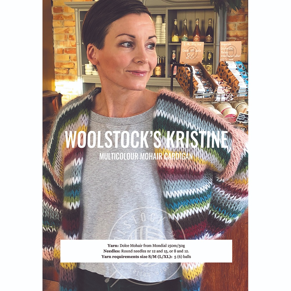 Woolstock's Kristine ENGLISH