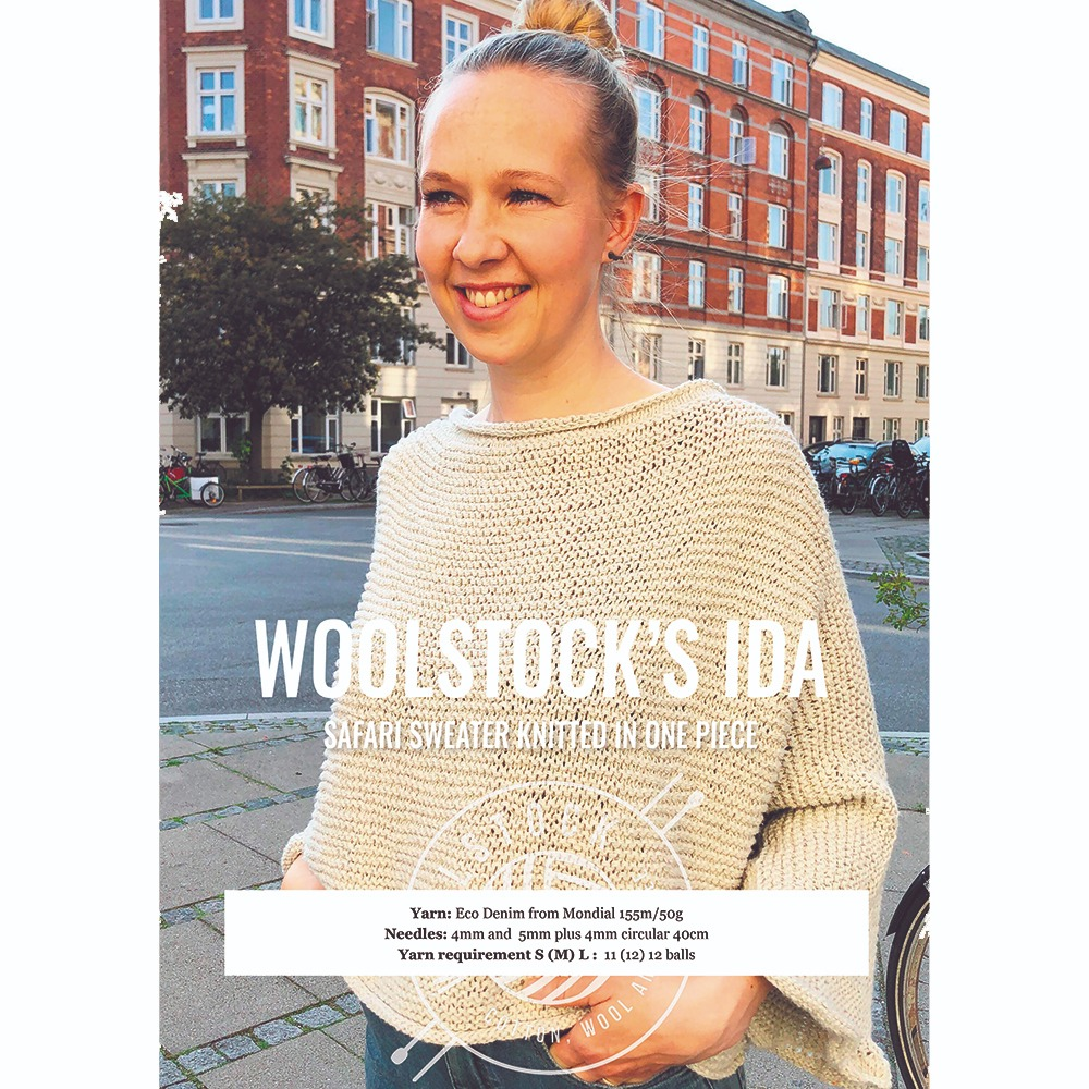 Woolstock's Ida ENGLISH