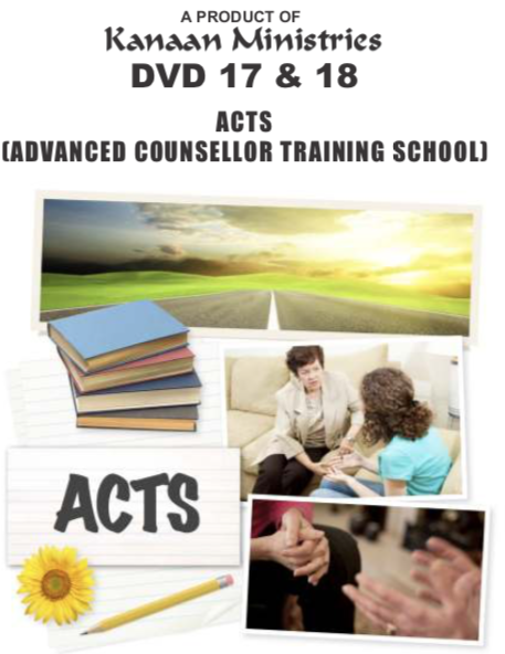 081. ACTS DVD 17: sessions 52-55