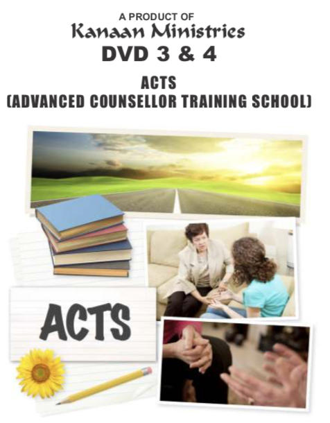067. ACTS DVD 3: sessions 7-9