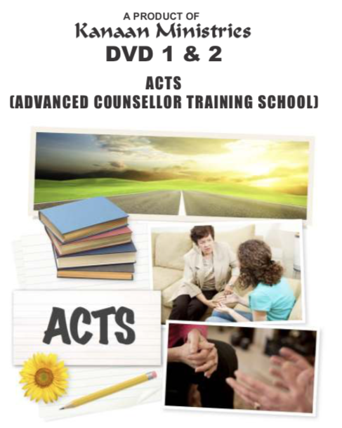 065. ACTS DVD 1: sessions 1-3