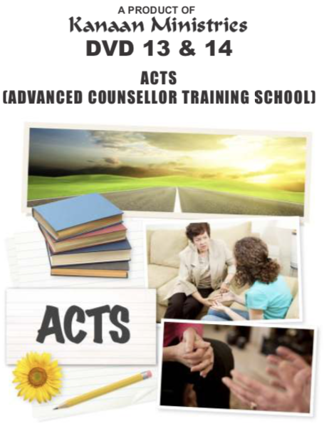 078. ACTS DVD 14: sessions 41-44