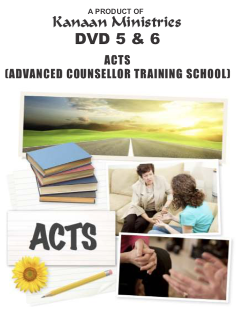 070. ACTS DVD 6: sessions 16-19