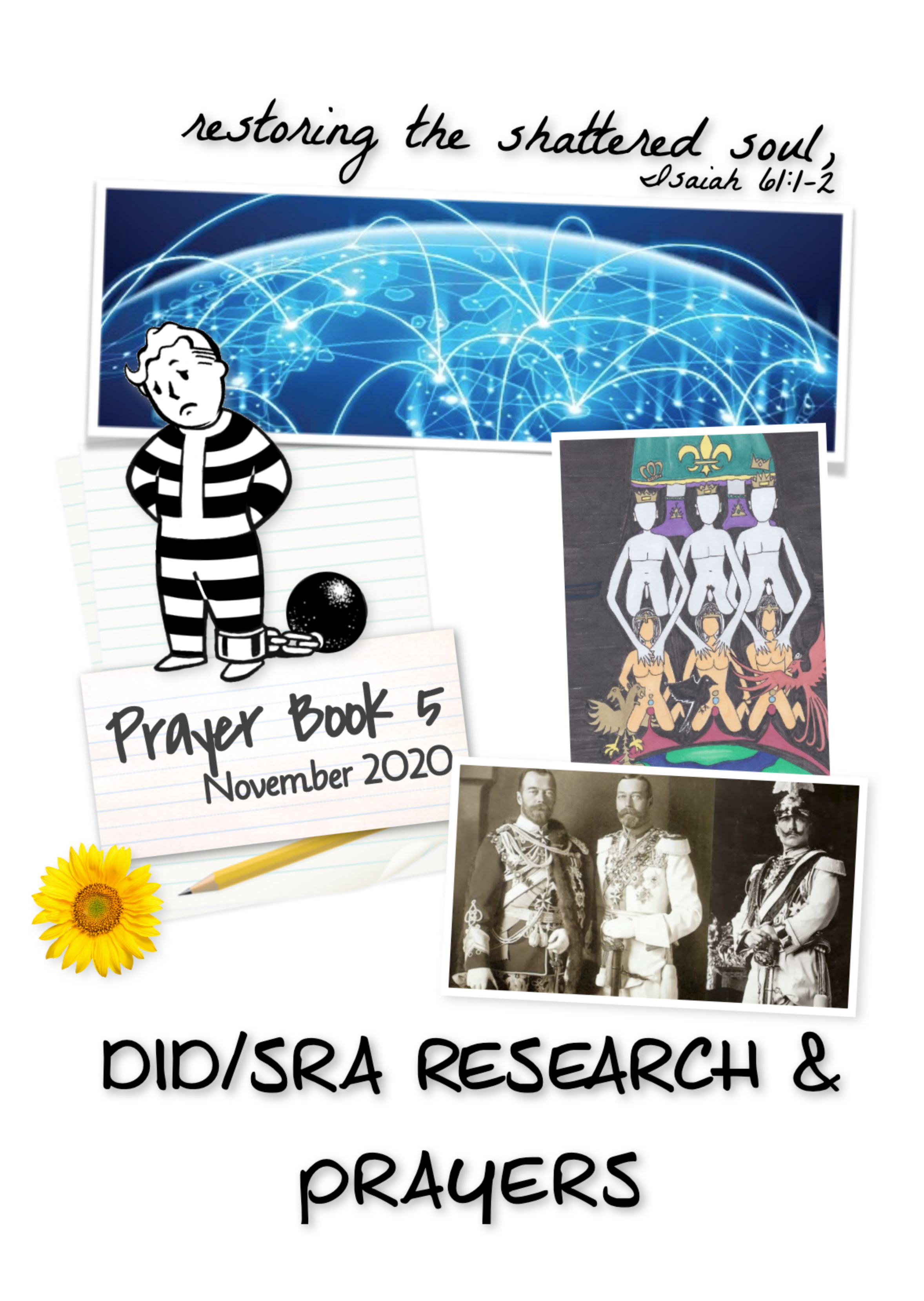 135. DID/SRA Research- and Prayerbook 5