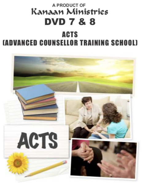 071. ACTS DVD 7: sessions 20-22