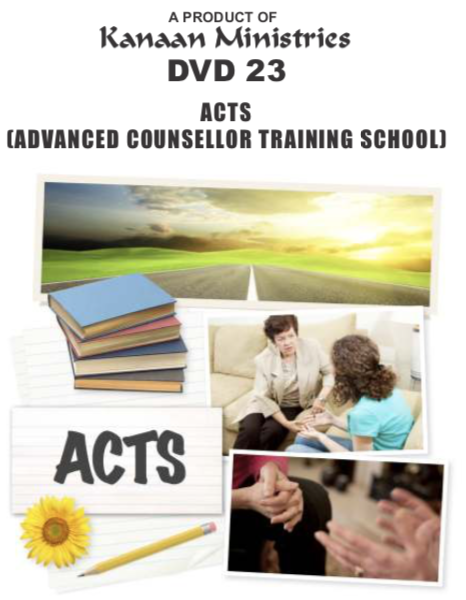 087. ACTS DVD 23: sessions 71-73