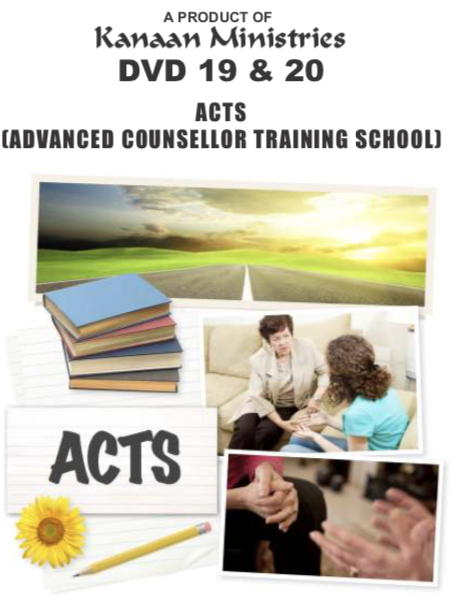 084. ACTS DVD 20: sessions 61-63