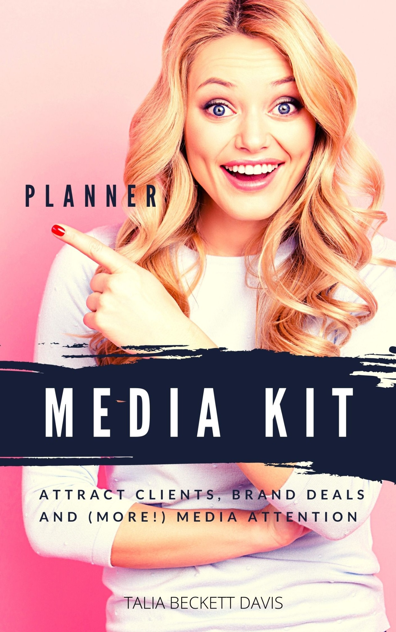 Planner - Media Kit Showcase Your Business - Printable
