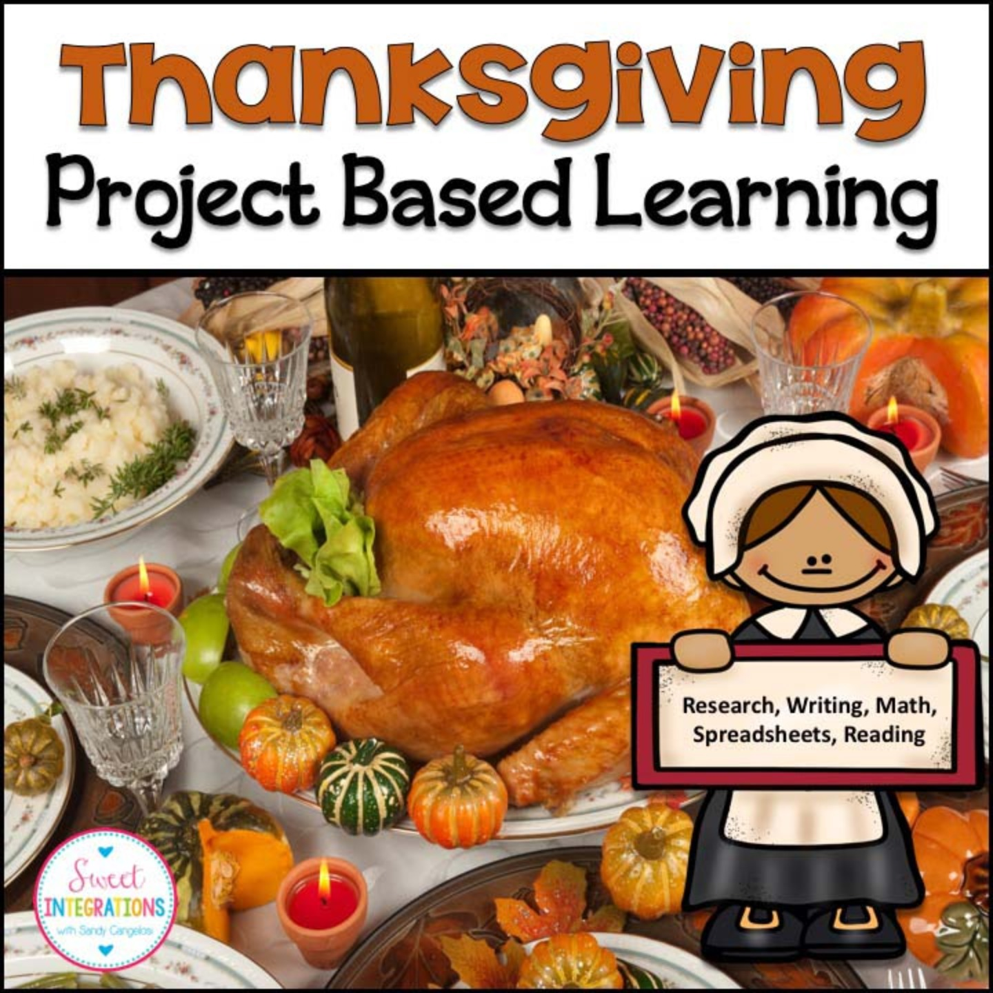 Project Based Learning: Thanksgiving