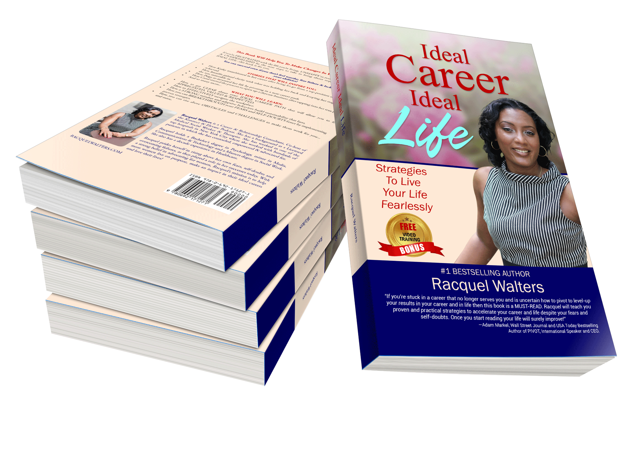 Ideal Career Ideal Life (Physical Signed Copy)