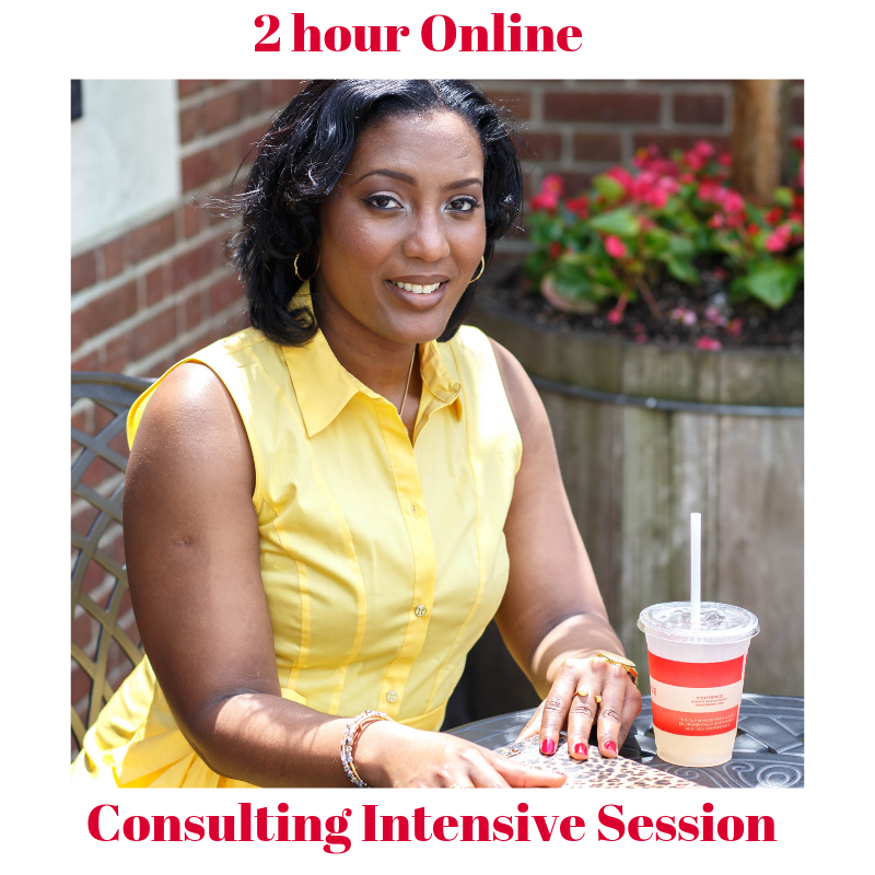 2 Hour Online Consulting Intensive Session