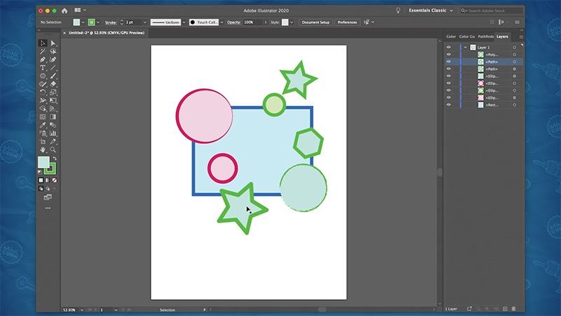 Minicrew: Adobe Illustrator Intro