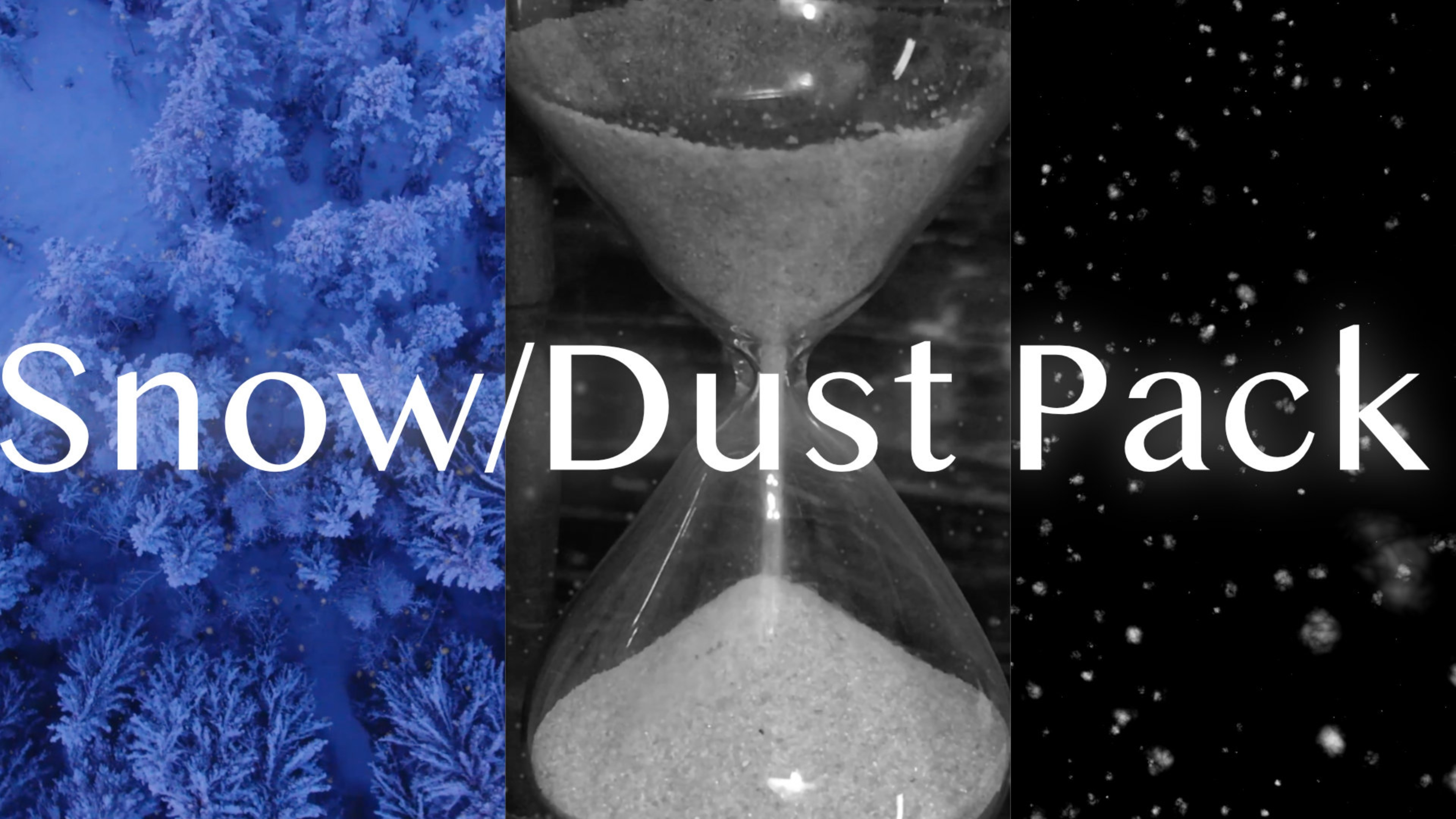 Snow/Dust Pack With Lifetime Updates