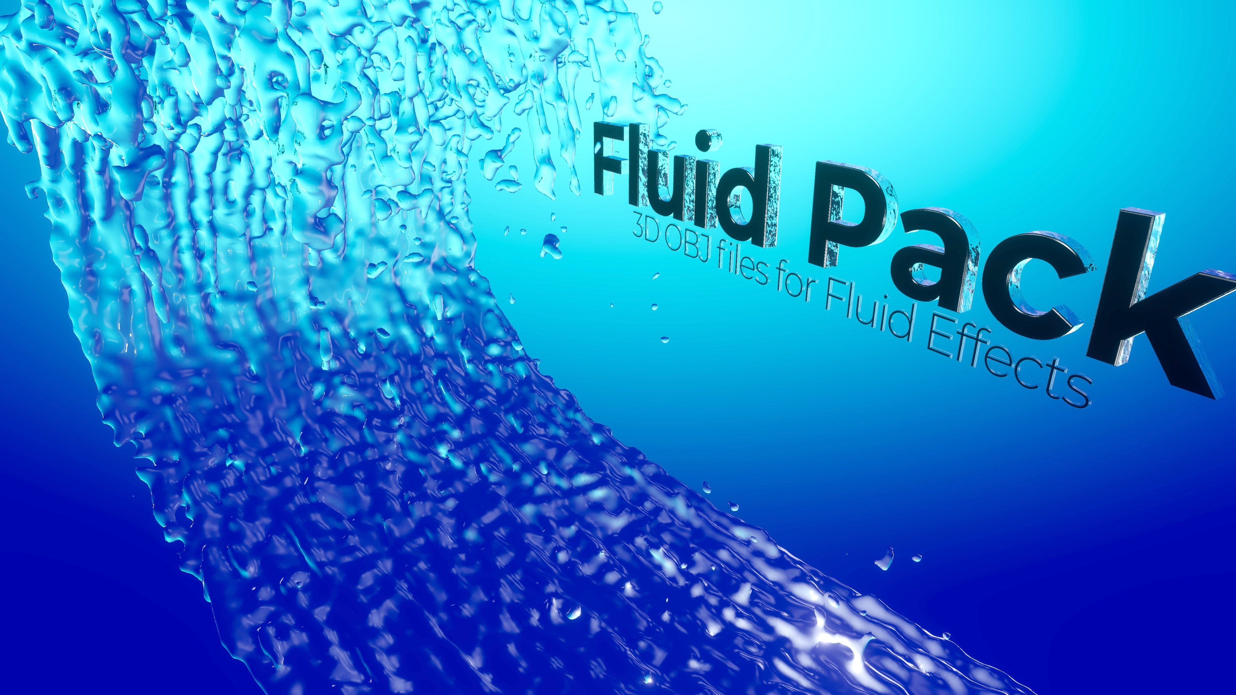 Fluid Pack With Lifetime Updates!