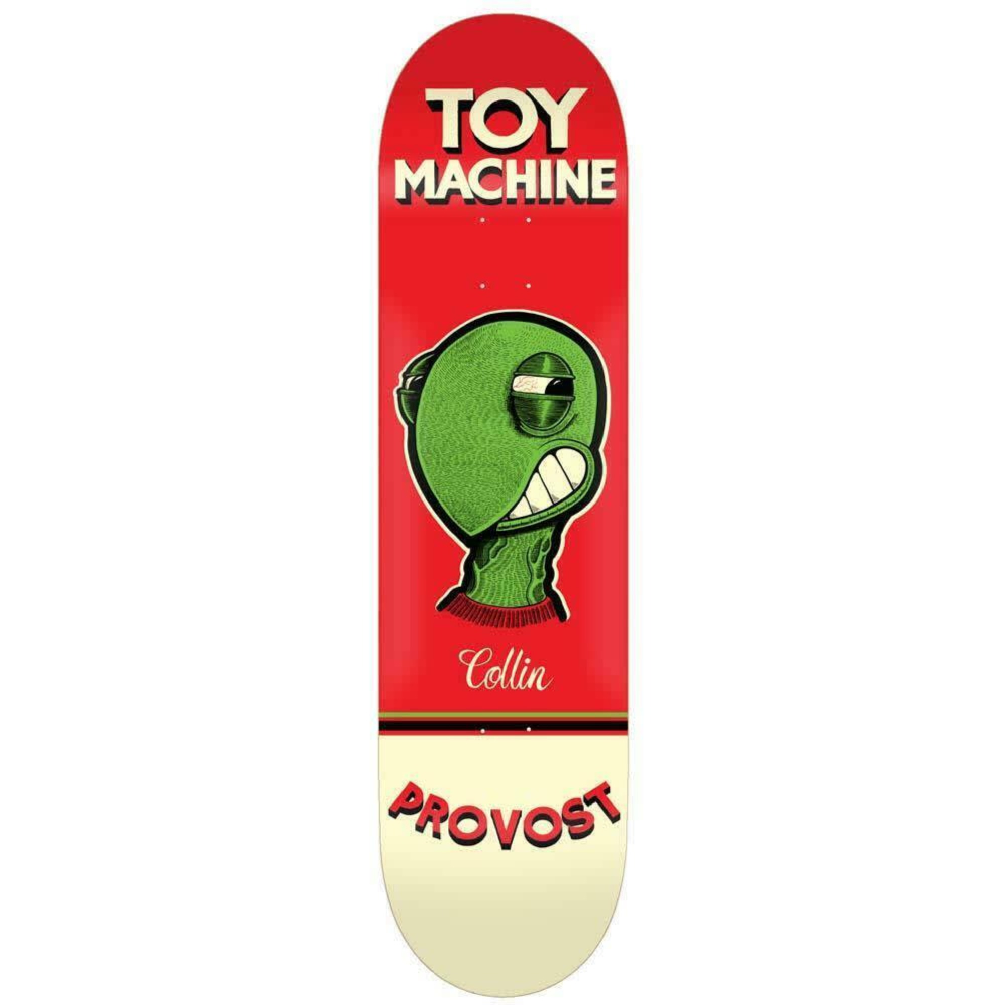 Toy Machine - Provost Pen 'N' Ink - 8.0