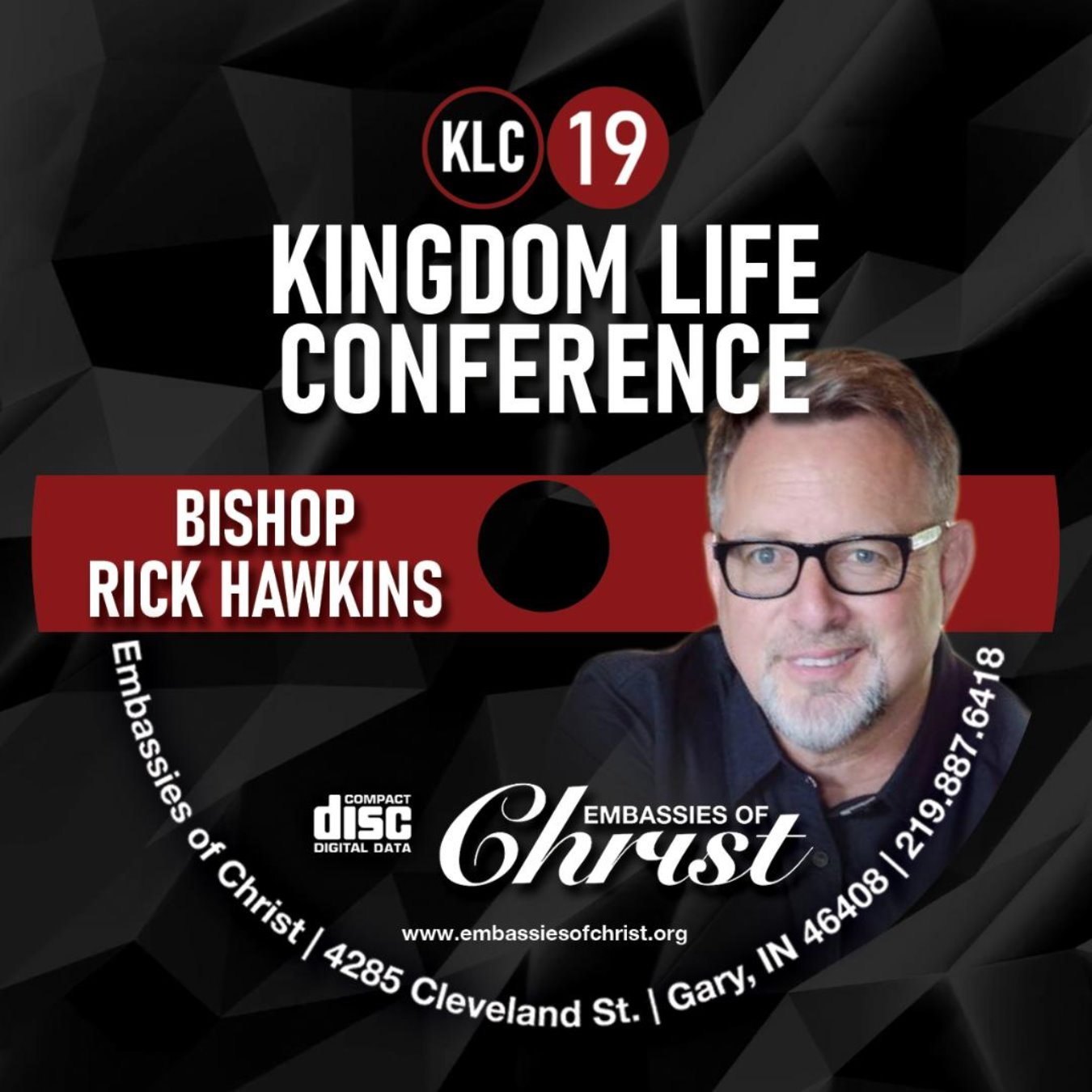 Bishop Rick Hawkins