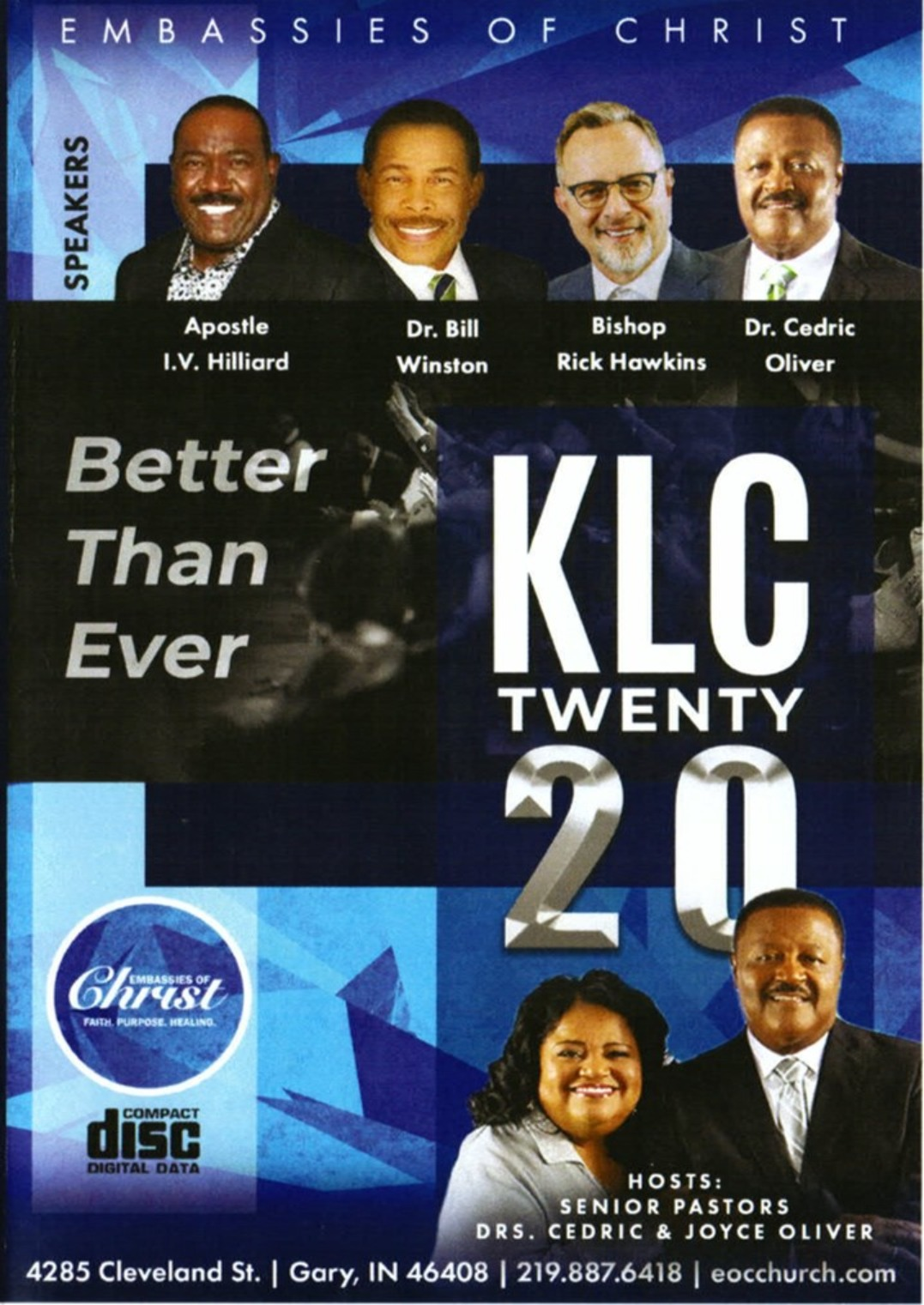 2020 Kingdom Life Conference Series