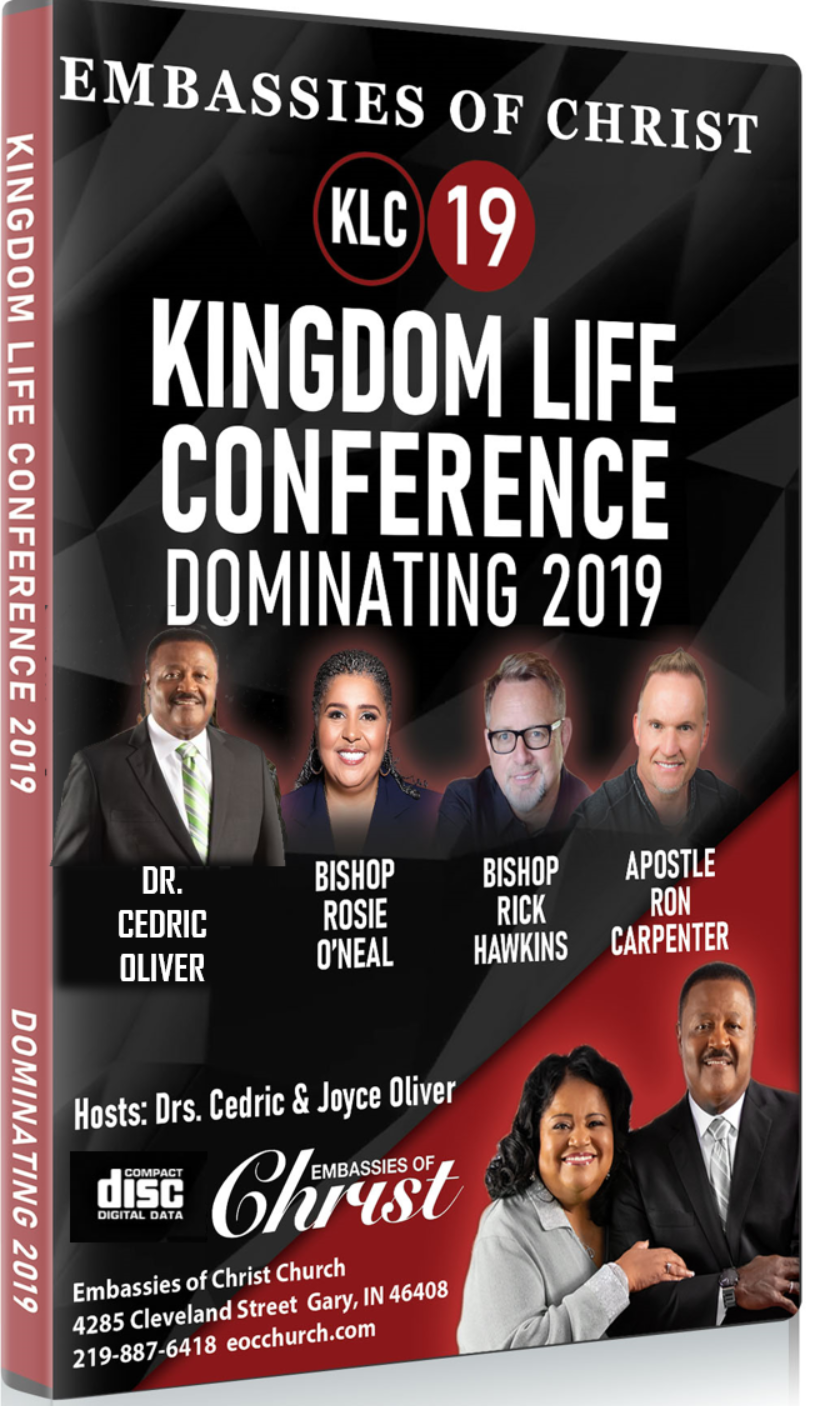 Kingdom Life Conference CD Series