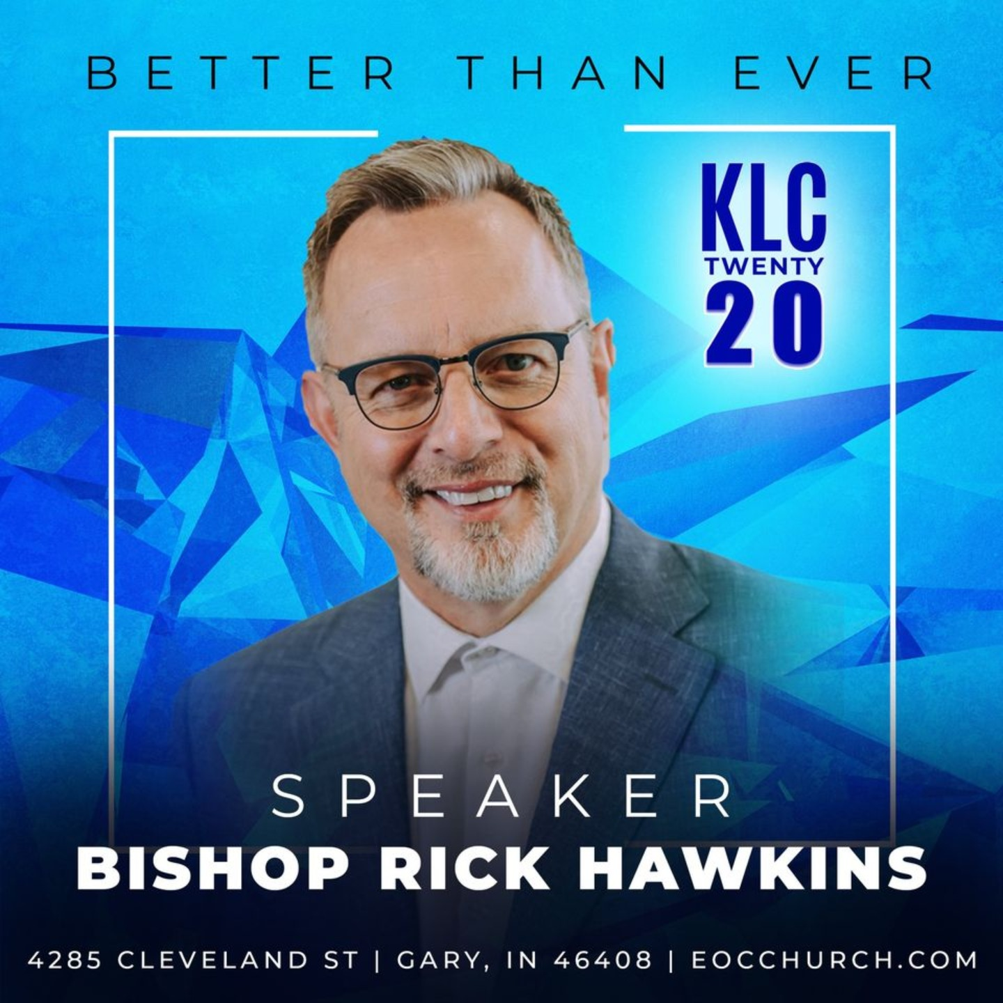 Bishop Rick Hawkins (MP3)