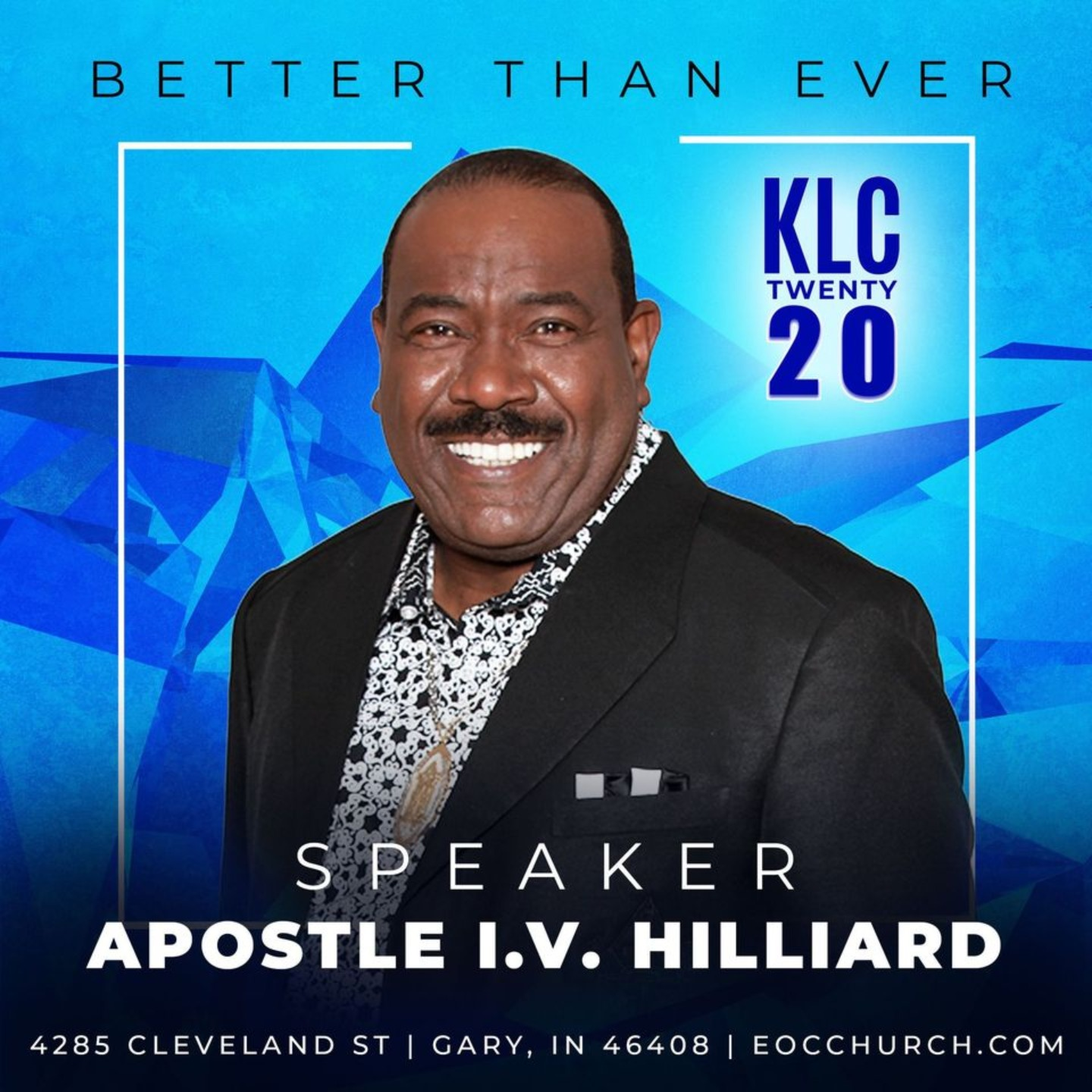 Apostle I.V. Hilliard (MP3)