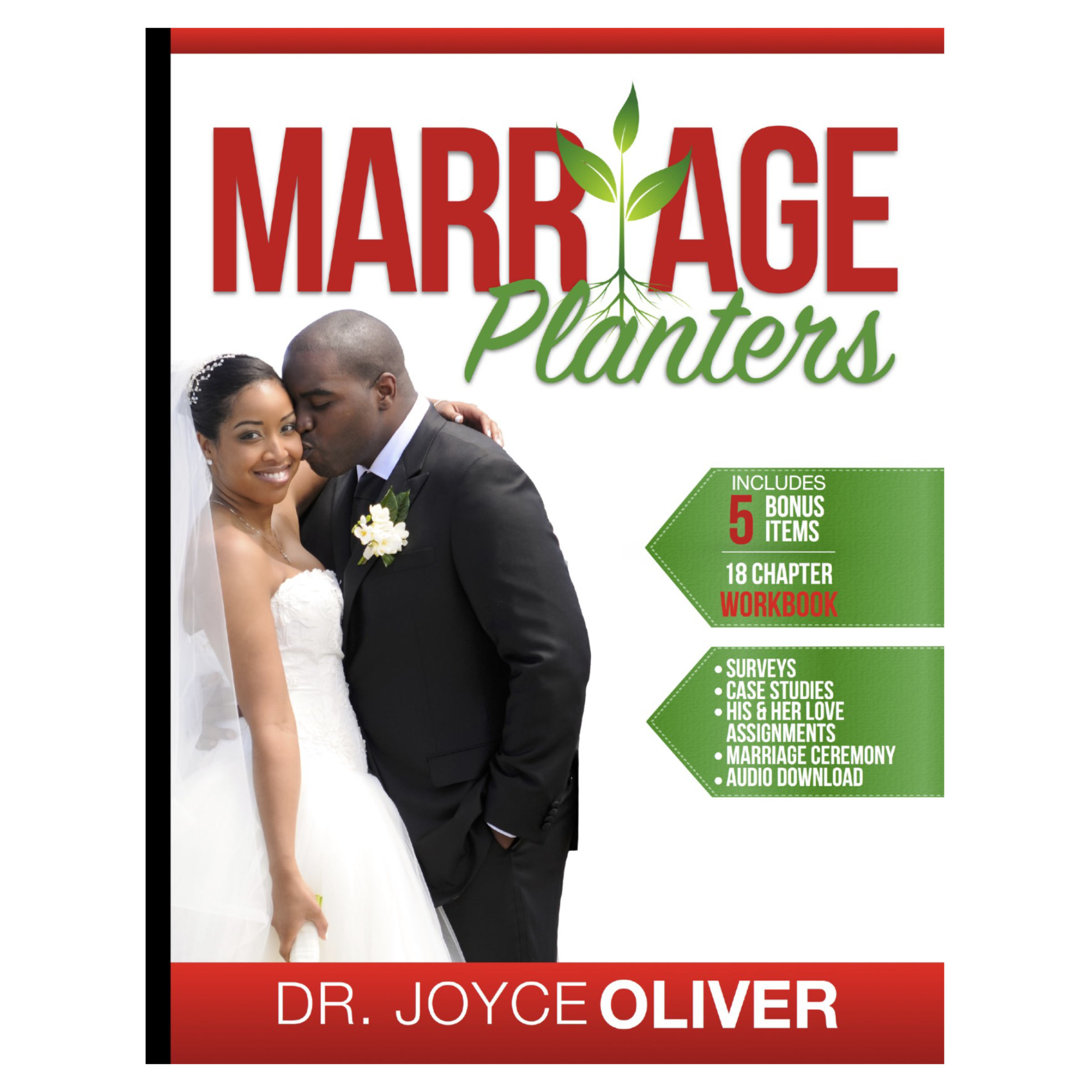Marriage Planters - Book