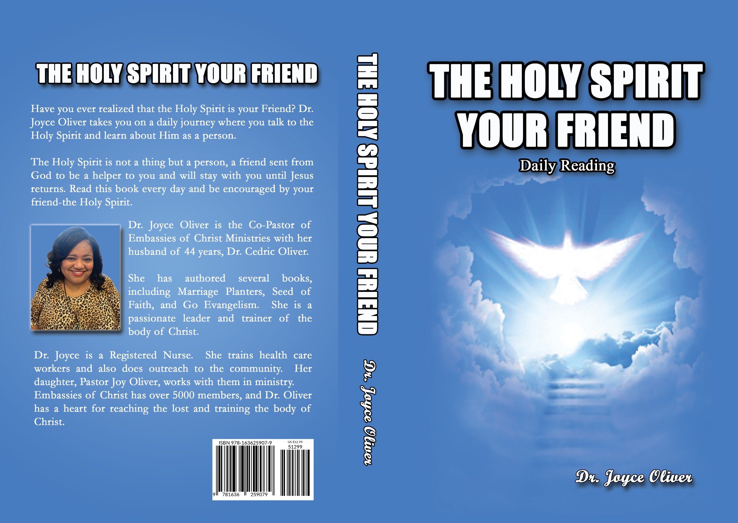 The Holy Spirit Your Friend - Daily Reading (E-Book)