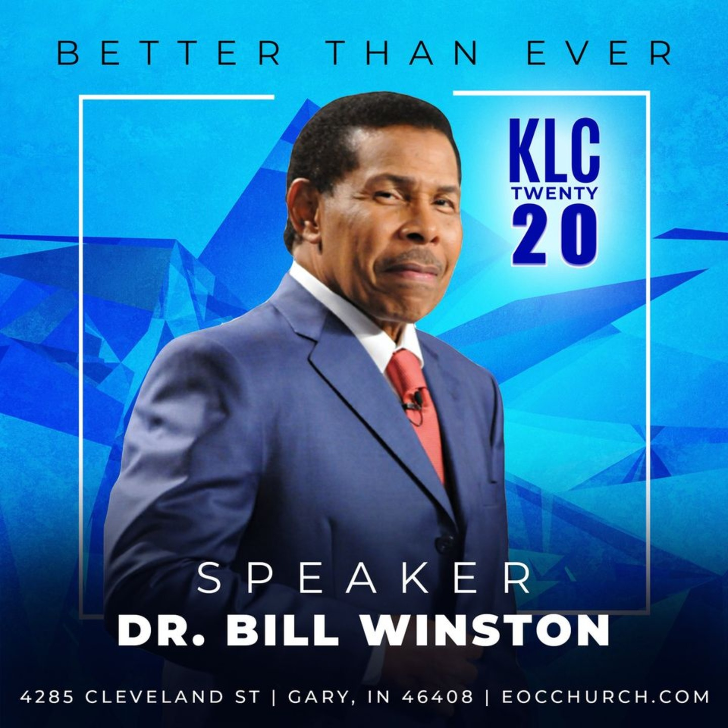 Dr. Bill Winston (MP3)