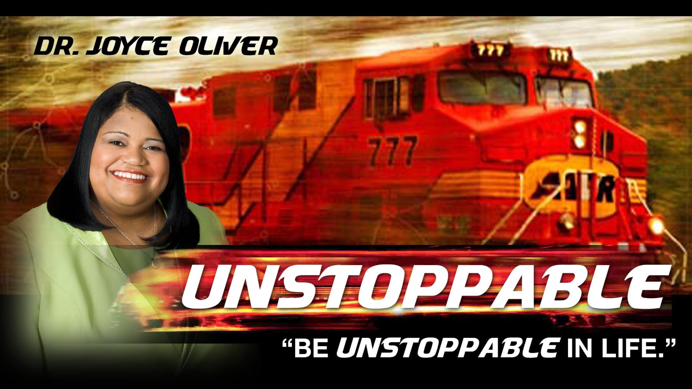 Unstoppable By Dr. Joce Oliver DVD Series - Copy