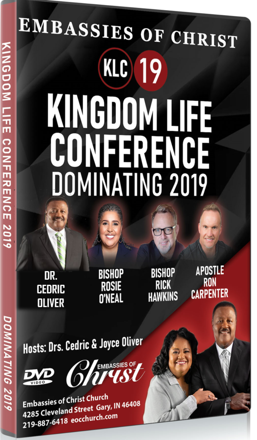 Kingdom Life Conference DVD Series