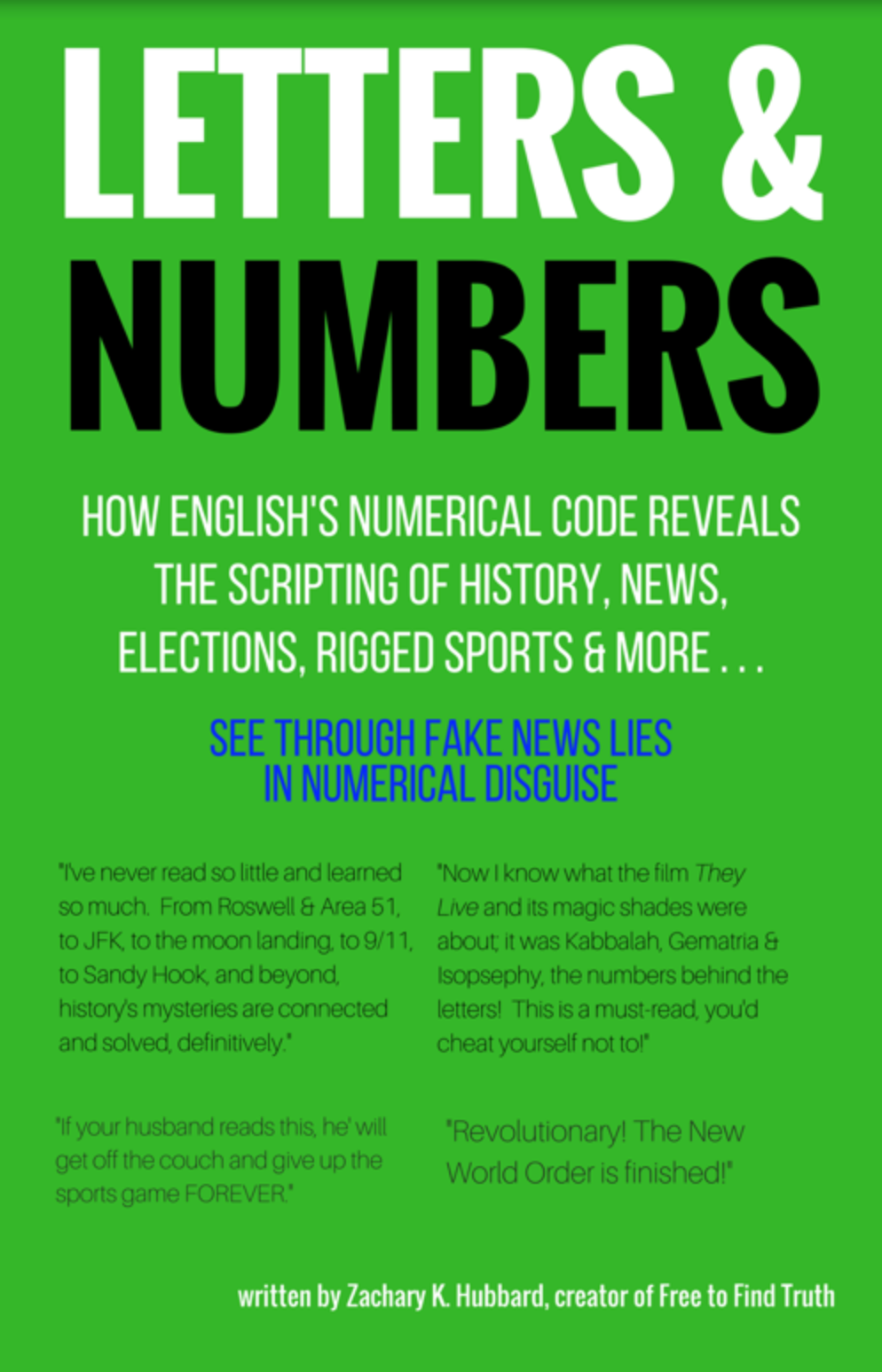 Letters & Numbers eBook (2nd Edition)