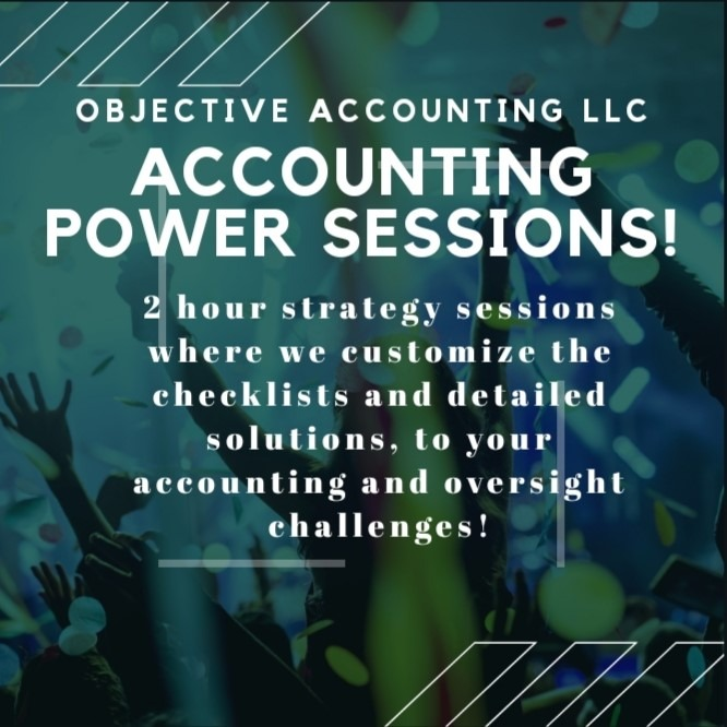 Accounting Power Sessions