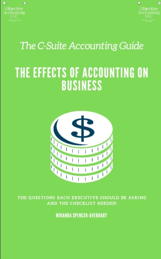 The C-Suite Accounting Guide