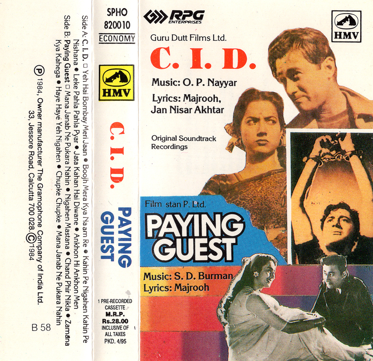 C.I.D. - Paying Guest