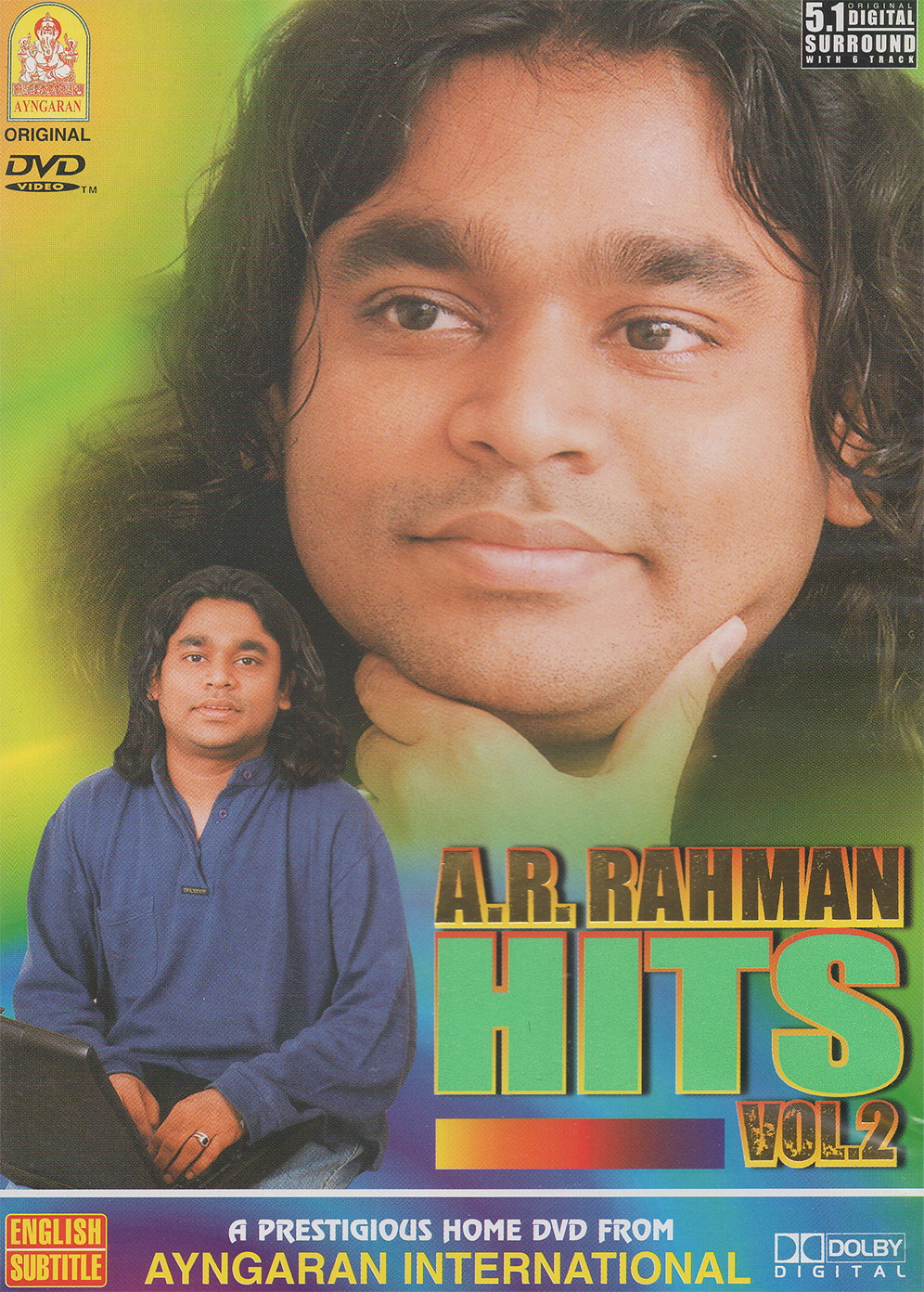 A.R.Rahman Hits Vol 2