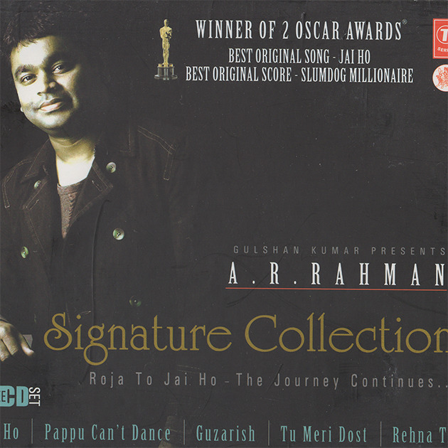 A.R.Rahman Signature Collection (Hindi)