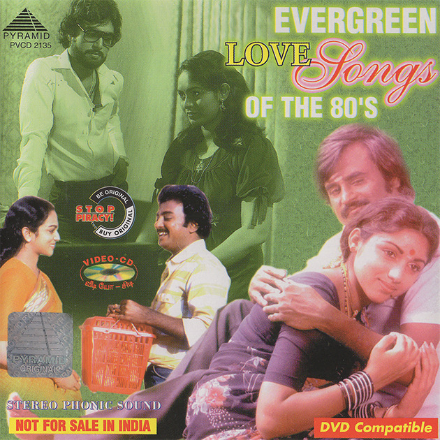Evergreen Love  Songs Of The 80's