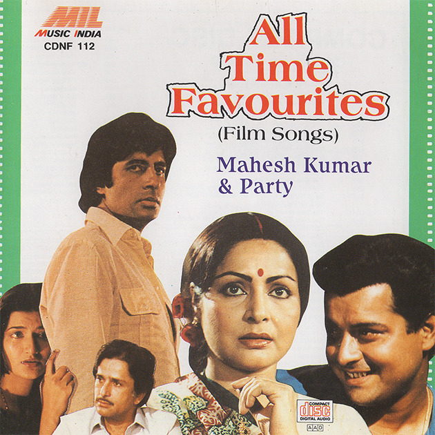 All Time Favourites Mahesh Kumar And Party (Hindi)