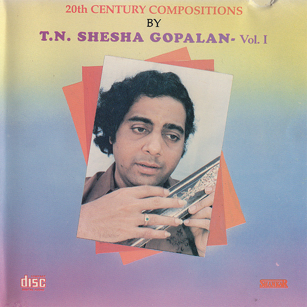 20th Century Compositions By T. N. Seshagopalan